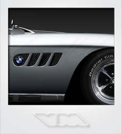 BMW 507 Muscle Roadster