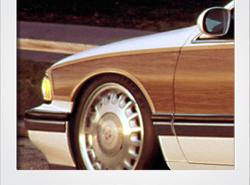 Buick Roadmaster Estate Wagon Panel Van Conversion   photoshop chop by Sebastian Motsch (2018)