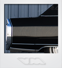 Cadillac Fleetwood Sixty Special Brougham Shorty | photoshop chop by Sebastian Motsch (2017)