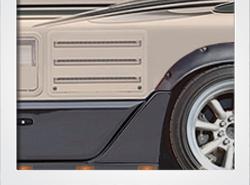 Chevrolet Express Van 3500 Roadtrek 210 Popular Drift Camper   photoshop chop by Sebastian Motsch (2017)