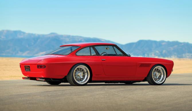 Ferrari 330 GT 2 2 Interim Custom | photoshop chop by Sebastian Motsch (2019)