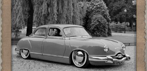 Panhard Dyna 54 Custom Lead Sled | photoshop chop by Sebastian Motsch (2018)