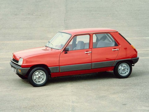 Renault 5 GTL Turbo