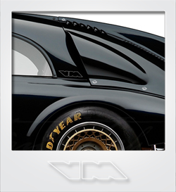 Tatra T87 Flat 12 engine | photoshop chop by Sebastian Motsch (2014)