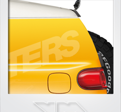 Toyota FJ Cruiser 4x4 Panel Van Conversion Speedhunters Livery | photoshop chop by Sebastian Motsch (2018)