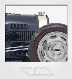 Bugatti Type 51 Hot Rod | photoshop chop by Sebastian Motsch (2013)