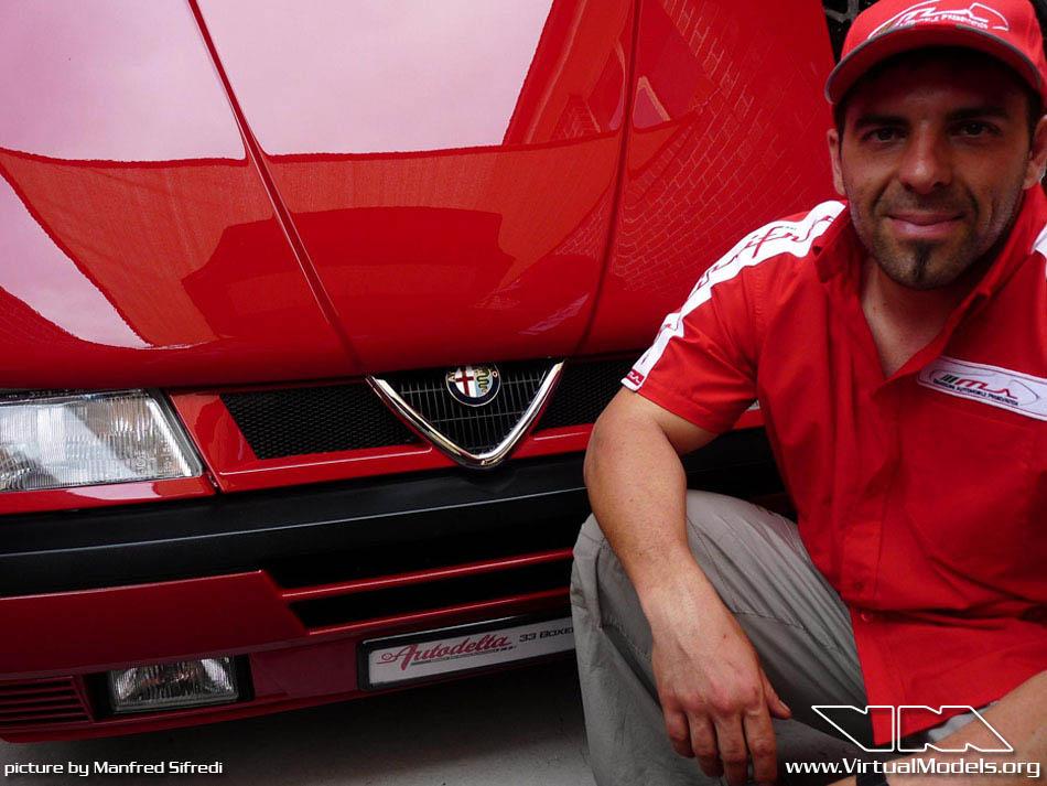 Alfa Romeo 33 | Manfred Sifredi / Australia