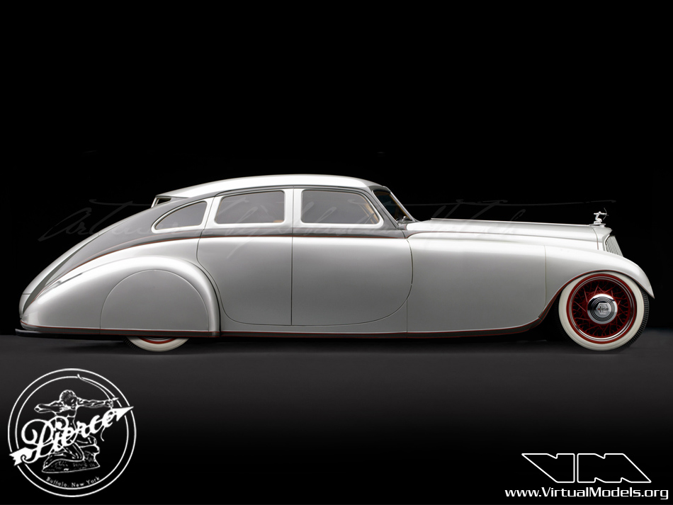 Pierce-Arrow Silver Arrow Custom | photoshop chop by Sebastian Motsch (2011)