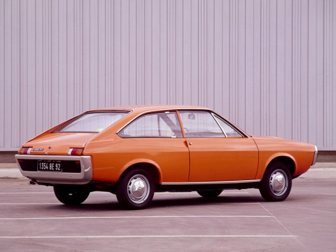 Renault 15 reference picture