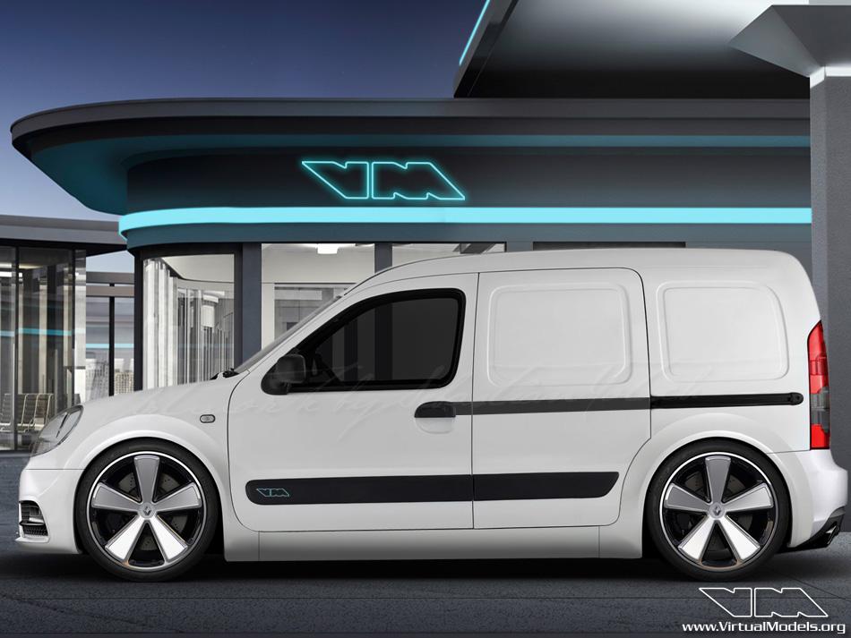 Renault Kangoo Sport | photoshop chop c Sebastian Motsch (2012)