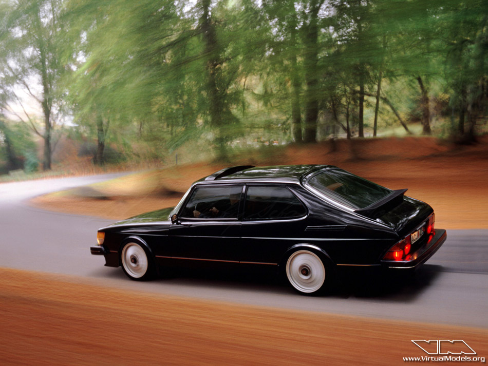 SAAB 900 Turbo S | photoshop chop by Sebastian Motsch (2013)