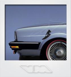 Volkswagen Santana Mk1 | photoshop chop by Sebastian Motsch (2013)