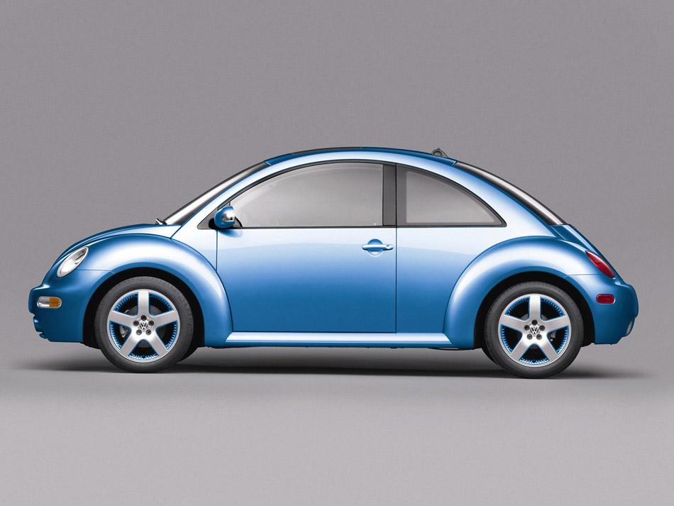 New Beetle BAJA Concept | VirtualModels