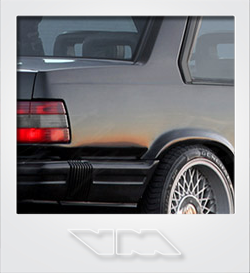 Volvo 780 T5-R Coupé | photoshop chop by Sebastian Motsch (2013)