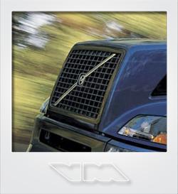 Volvo VN Custom | photoshop chop by Sebastian Motsch (2012)