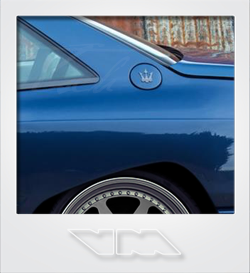 Maserati Shamal stance | photoshop chop by Sebastian Motsch (2017)