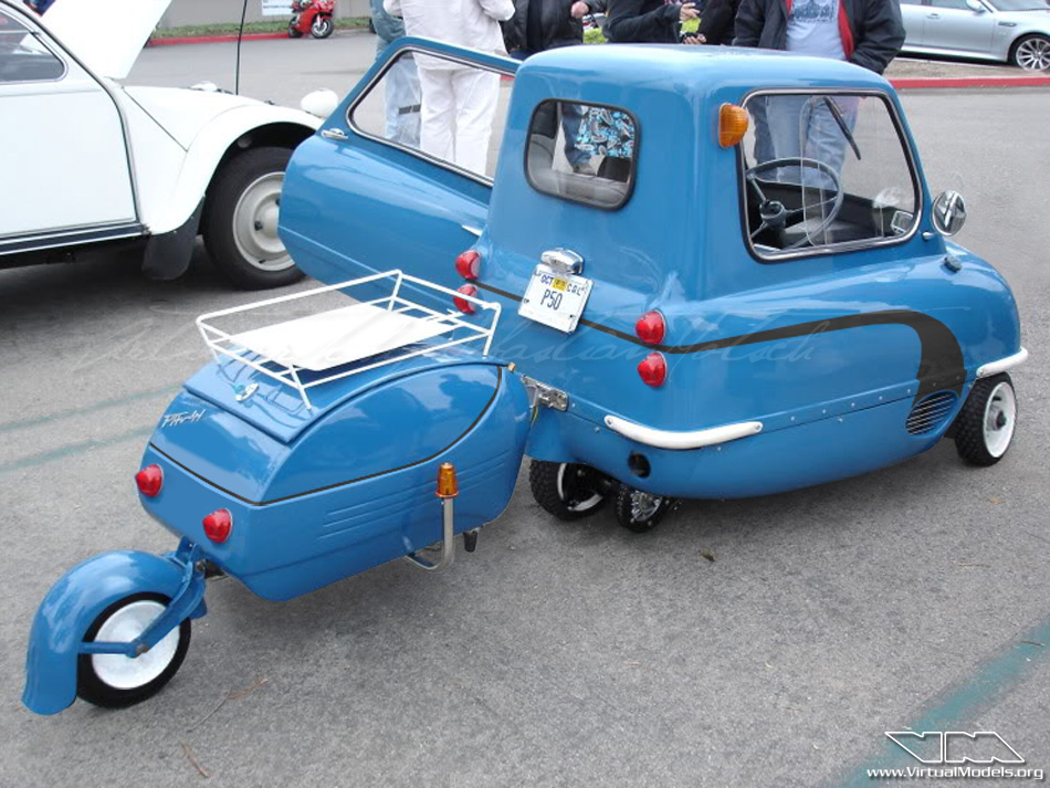 Peel P50 Custom | photoshop chop by Sebastian Motsch (2015)