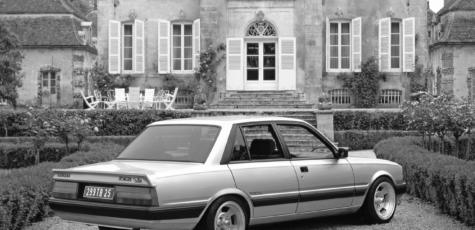 Peugeot 505 V6 | photoshop chop by Sebastian Motsch (2016)