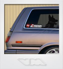 Toyota Camry Wagon V20 | photoshop chop by Sebastian Motsch (2016)