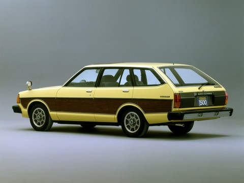 Nissan Sunny California reference picture
