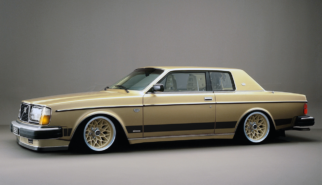Volvo 262C Bertone custom | photoshop chop by Sebastian Motsch (2017)