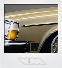 Volvo 262C Bertone custom | photoshop chop by Sebastian Motsch (2017)