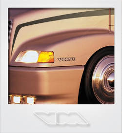 Volvo VN 770 Custom | photoshop chop by Sebastian Motsch (2014)